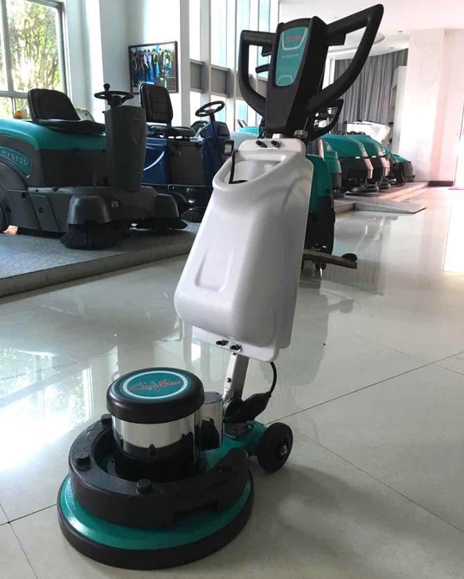 Hot Sale Single Brush Auto Scrubber Floor Washing Machine Buy