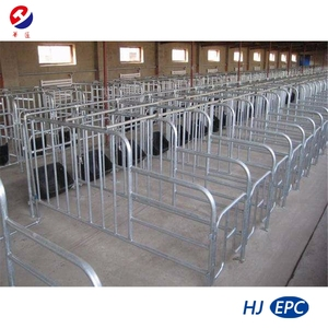 Long Lifespan Pig Gestation Stall/Crate for Sows
