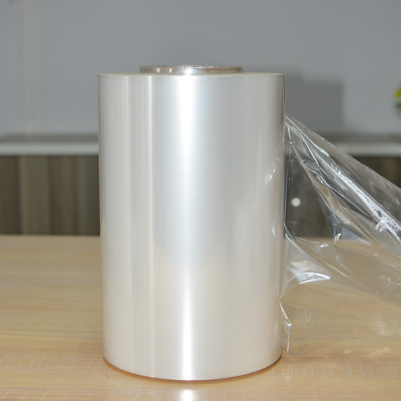 POF ısı shrink wrap film