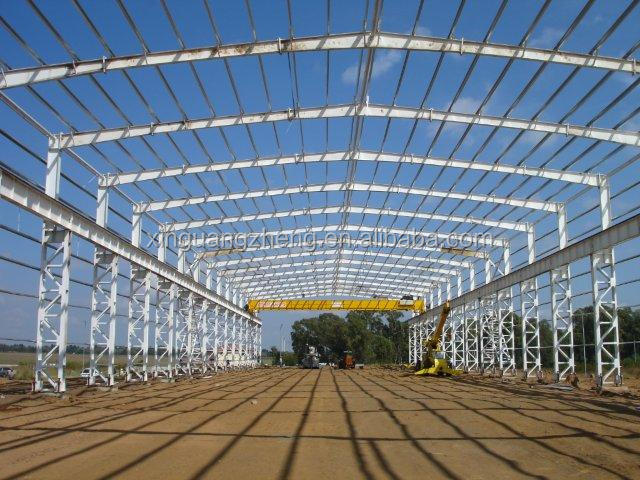 Quick installation prefab warehouse construction supplier