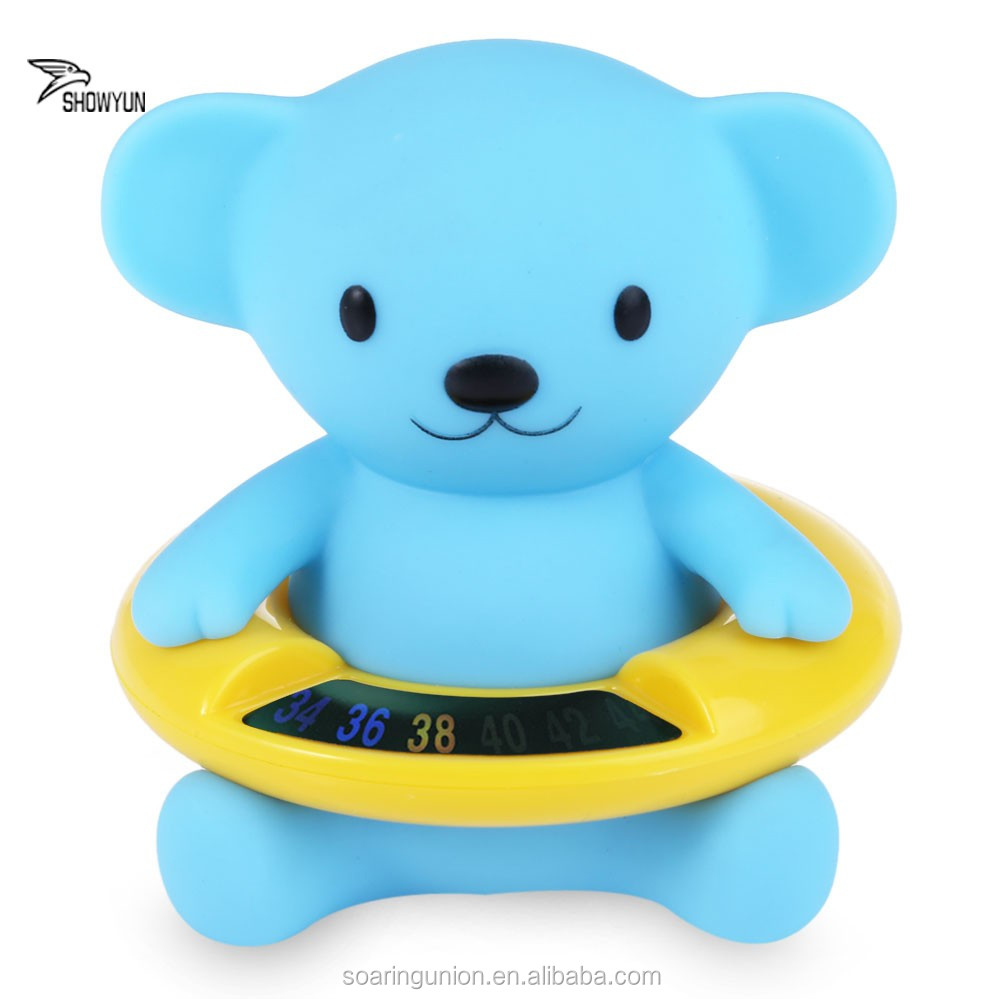 Baby Water Cartoon Temperature Bear Baby Bath Thermometer Duck ...