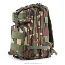 1000D China Wholesale Cordura Nylon Tactical MOLLE Acu Backpack Military
