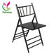 White color aluminum chiavari folding chairs for parties, wedding and events YCX-A85