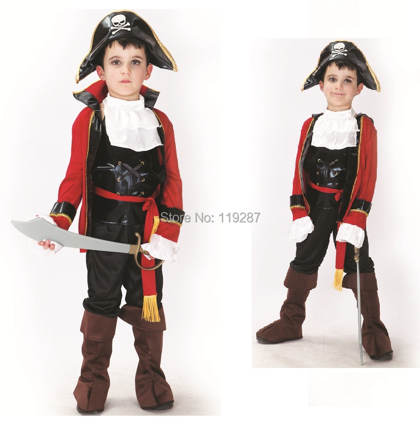 Get Quotations · Free shipping 2015 new Children pirate cosplay costume role playing costume boys party clothes Christmas costumes  sc 1 st  Alibaba : army man costume kids  - Germanpascual.Com