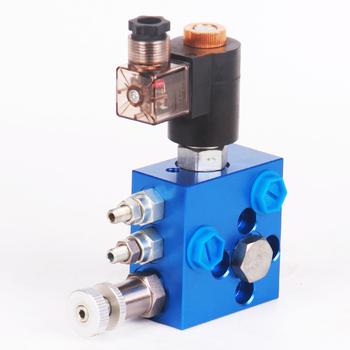 Ll123 Custom Hydraulic Cartridge Valve Manifold Block Poppet Solenoid  Valves - Buy Poppet Solenoid Valves,Hydraulic Cartridge Valve,Hydraulic  Manifold
