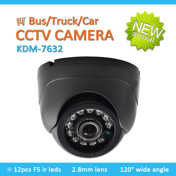 Popular CCD IR Car Rear View Camera with Mirror Image for Reversing (Backing-up)