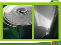 reflective aluminum foam building materials heat insulation material suppliers under metal roof as thermo insulation
