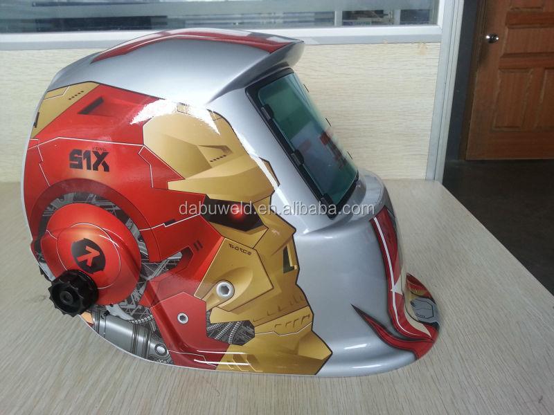 Transformer Decal Auto-darkening Welding Helmet Welding Mask Face ...
