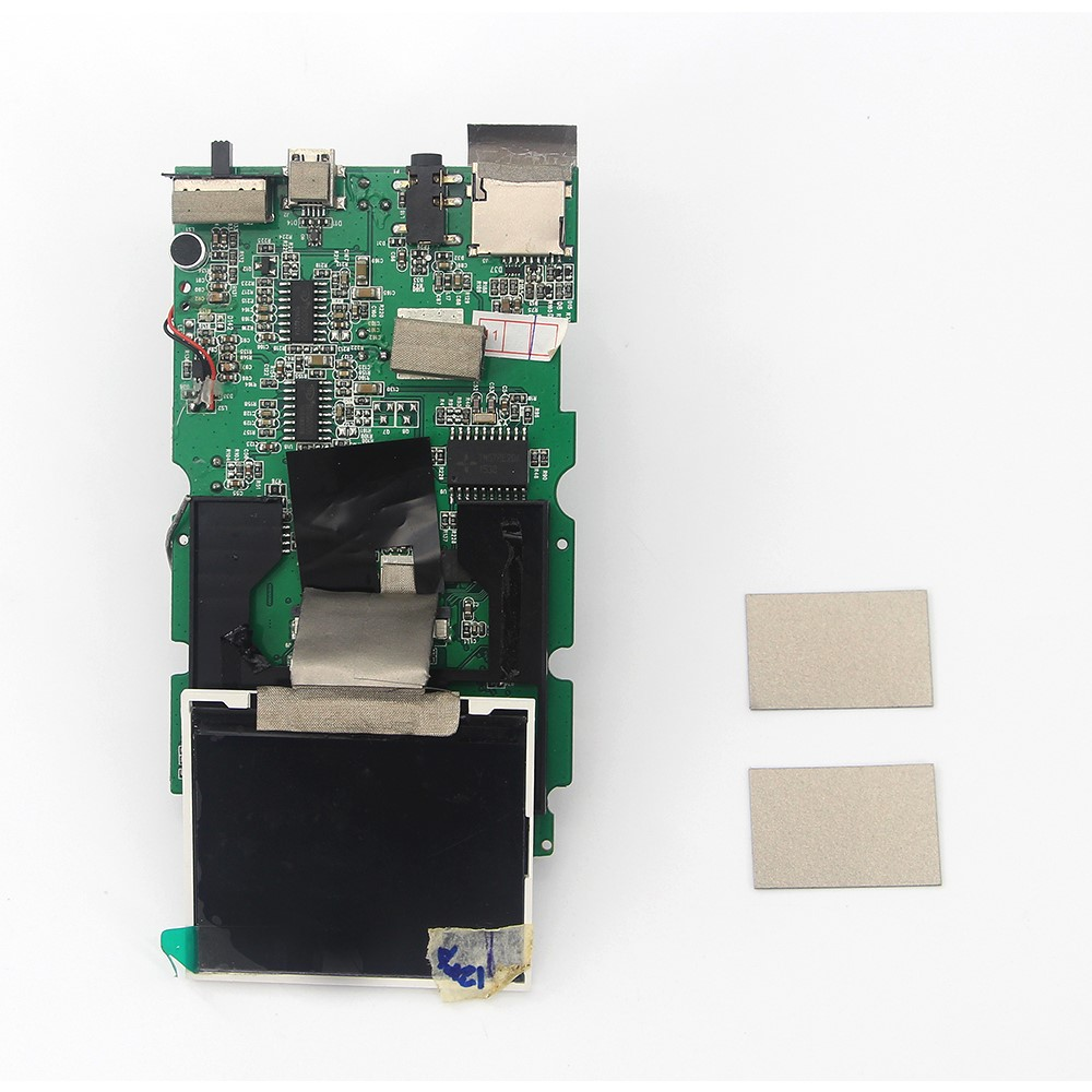 Ferrite Rf Wave Absorber Materials Circuitboardnotebook Suppliers And Manufacturers At