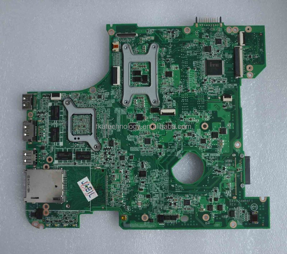 Genuine N4110 Motherboard Non-integrated 0fr3m For Dell Inspiron ...