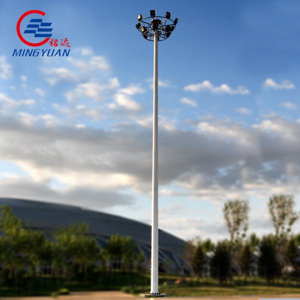 led lbps1800 video lamp pole