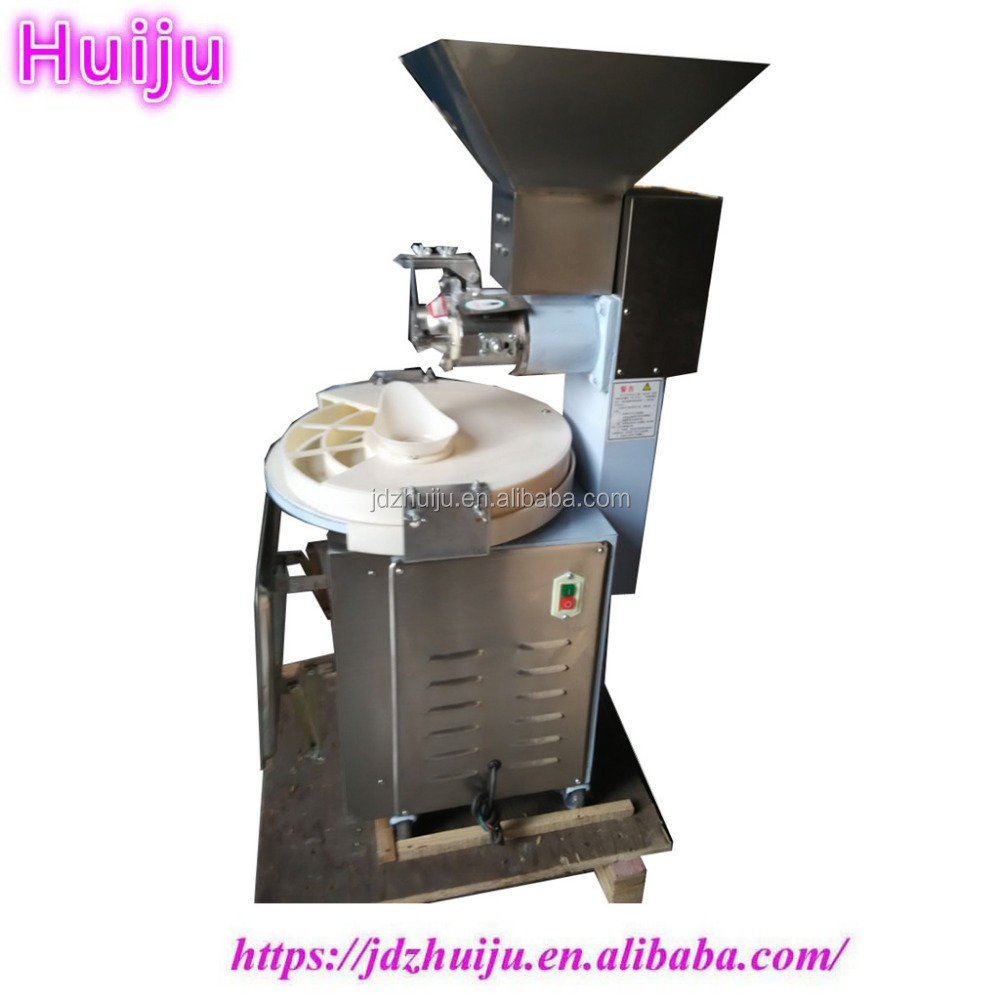 bakery equipment stainless steel automatic pizza dough roller HJ-CM015M