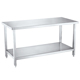Industrial Stainless Steel Heavy Duty Metal Working Table For Kitchen Restaurant
