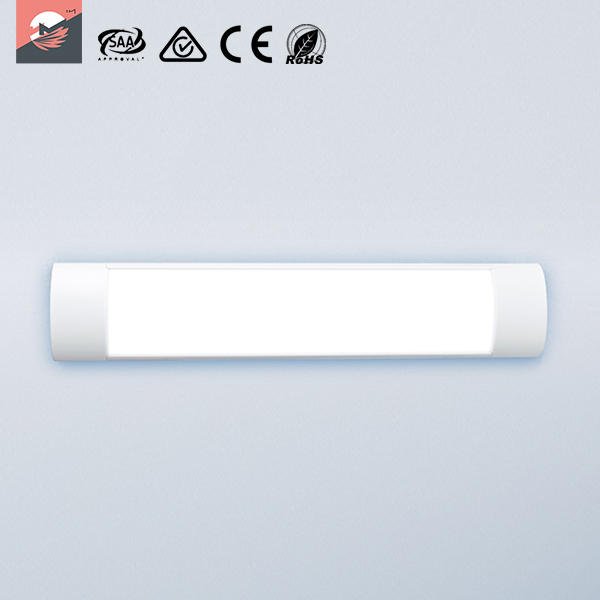 LED Ceiling High Lumen 25W batten light fixture Surface Mounted