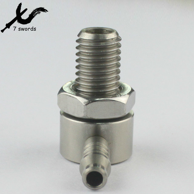 CNC Turning Machining Mechanical spare parts for bajaj xcd 125 mini air valve