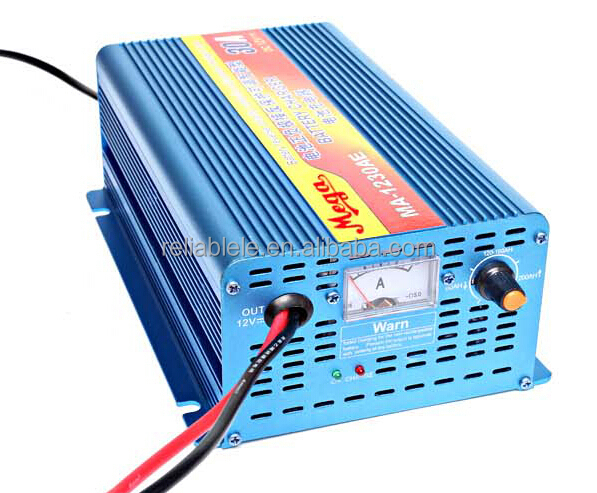 hot sale 12v 10a battery charger