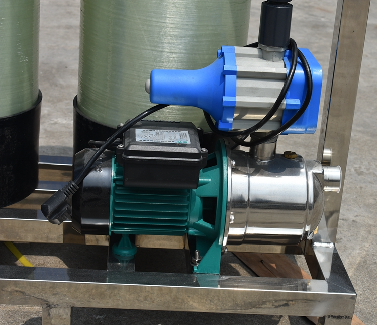 water filtration sand carbon water filter system