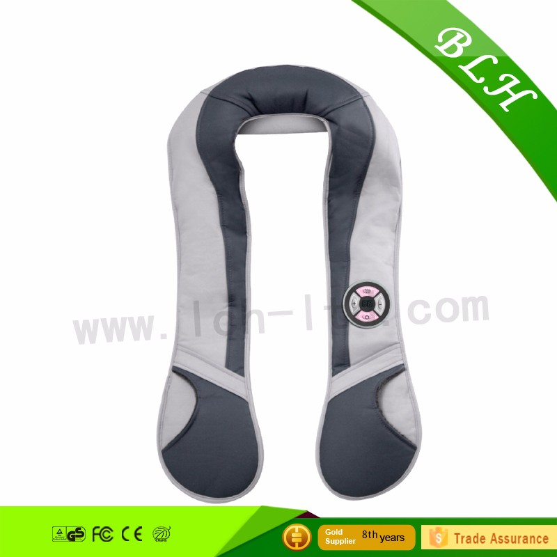 Kneading Shiatsu air pressure Neck and Shoulder Flapping Belt Electric Massager