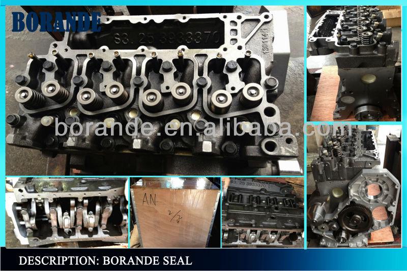 3966454 Excavator Cylinder Block 4bt3 9 Short Block Engine