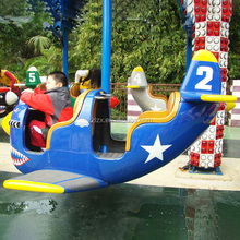 Spannende Pretpark Attracties Rides swing roterende shark flying <span class=keywords><strong>tiger</strong></span> ritten voor verkoop