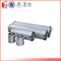 7cm stainless steel strainer transformer oil filter plant