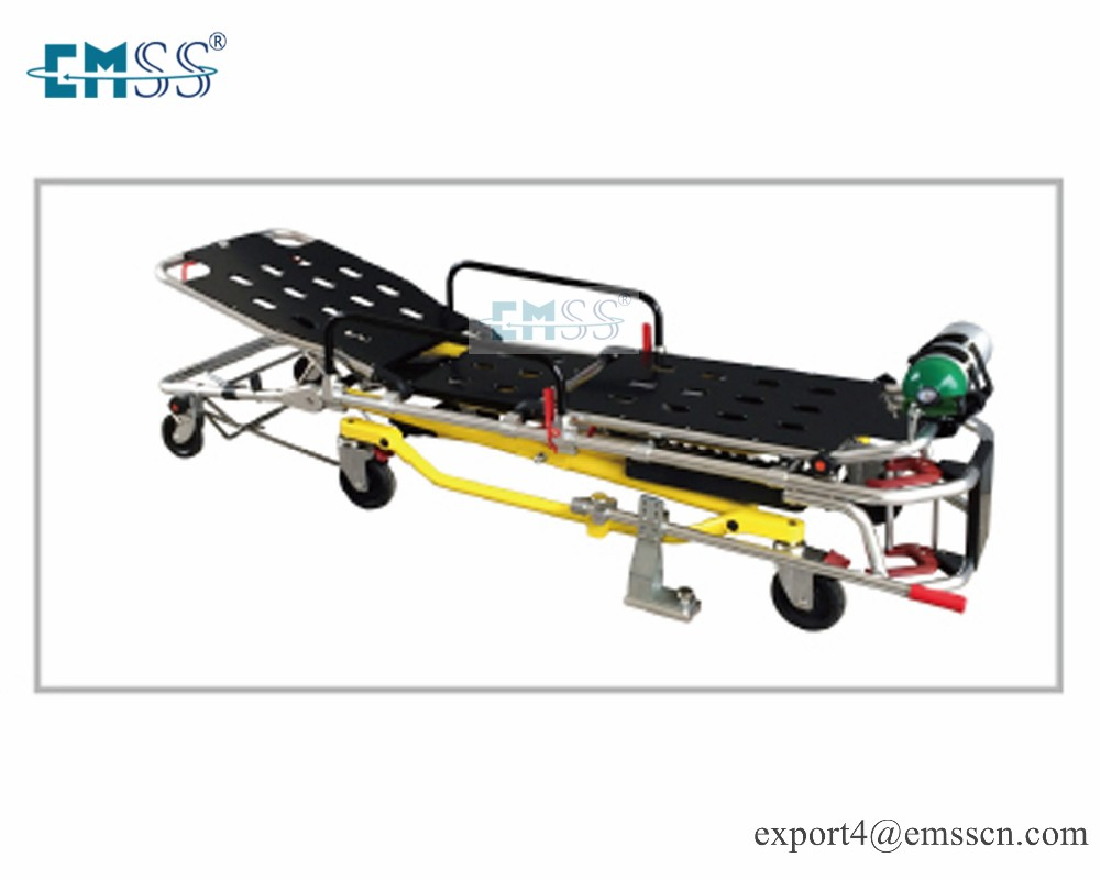 Ambulance Stretcher Design Stretcher