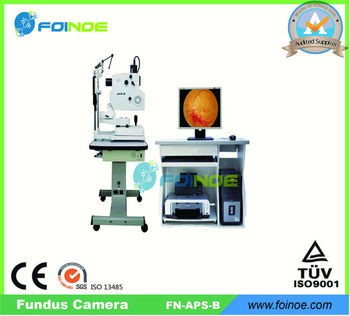 Medical Use Fn-aps-b Usb Style Digital Fundus Camera
