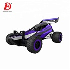 HUADA 2020 1/32 2.4G Full Proportional Long Distance High Speed Remote Control Car Toys for Kids