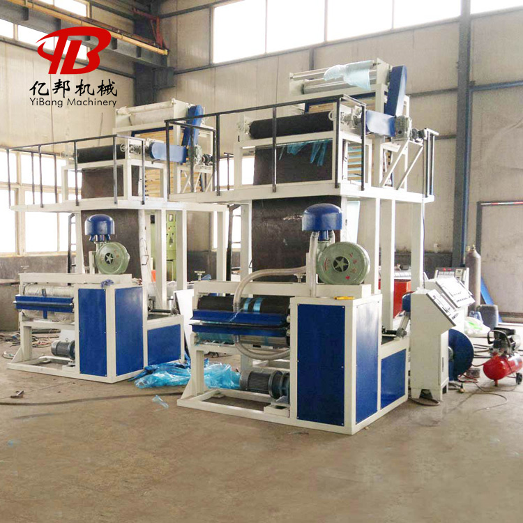 Hot selling polyester multifilament yarn extruder machine with low price