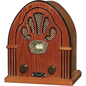 Crosley Corp. Harco Table Radio CR82