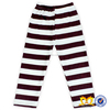 Latest Pants Design White And Black Stripe Color Children Frock Designs Baby For Toddlers Baby Girls Pants