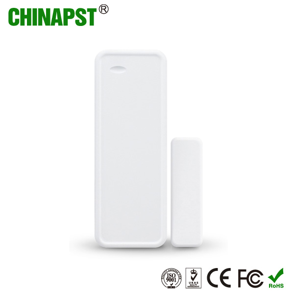 2018 cheapest 433MHz security home wireless wifi door sensor PST-G90-DS