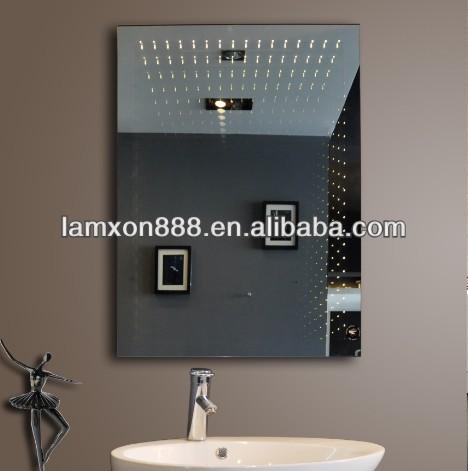Decorative Bathroom Mirror Infinity Led