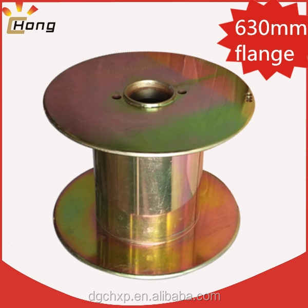 Galvanized metal steel spool For Wire Drawing Or Stranding
