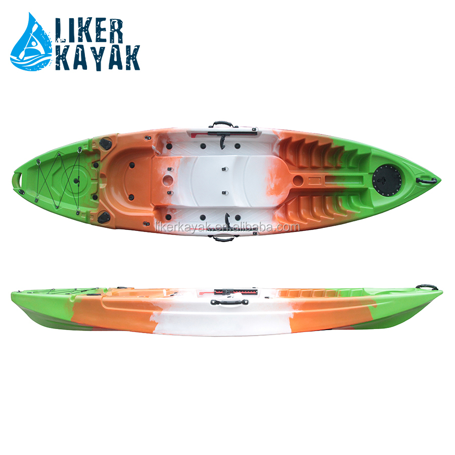 Classic fishing leisure life kayak/boat/tandem sea kayak
