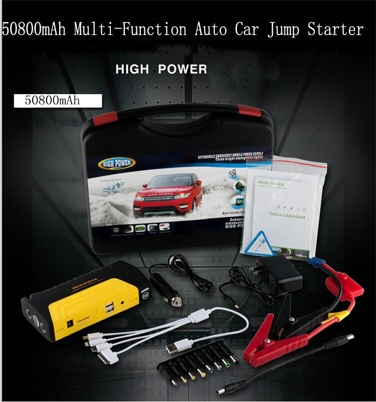 Best Car Jump Starter Portable Uk