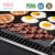 Amazon Hot Selling Food Grade Non Stick Grill Mat BBQ Grill Mat