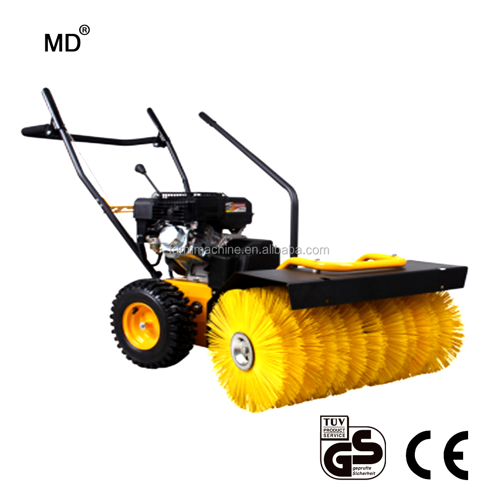 4 Forward,2 Reverse speed 23.6 '' 27.5 '' lawn sweeper road snow sweeper
