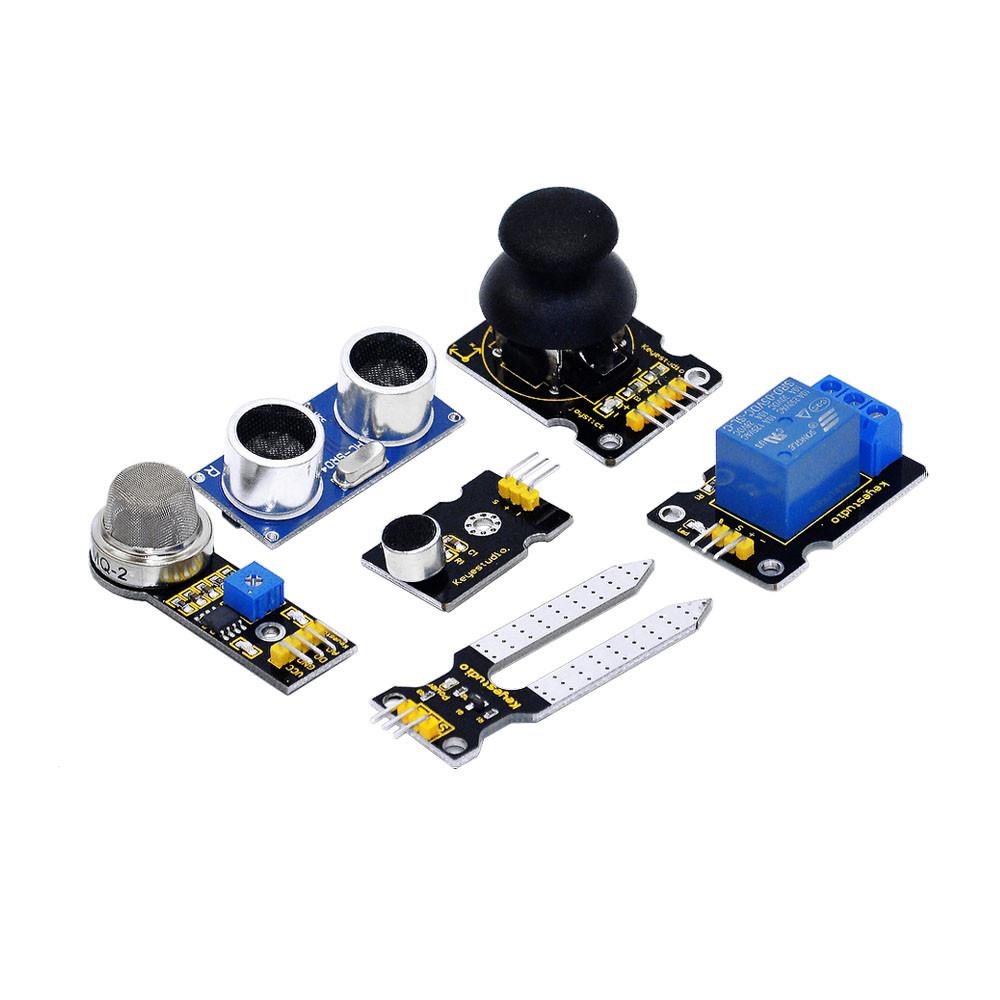 Keyestudio ARDUBLOCK Graphical Programming Starter Kit for Arduino