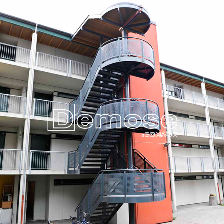 Marvelous Outdoor Metal Fire Escape Stairs, Outdoor Metal Fire Escape Stairs  Suppliers And Manufacturers At Alibaba.com