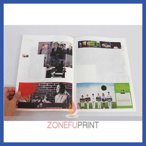 Professional Custom mini hardcover photo book