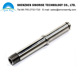 OEM Machinery Spare Parts CNC Turning Parts Customized Carbon Steel Hollow Shaft