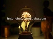 A19 quad-loop lágrima antiguo edison light bulb