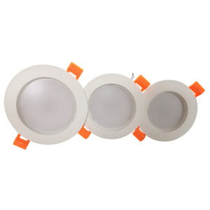 Popular 2.5 inch 5w led downlight for household