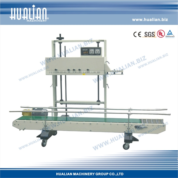 HUALIAN 2017 Thick Film Bag Sealing Machine