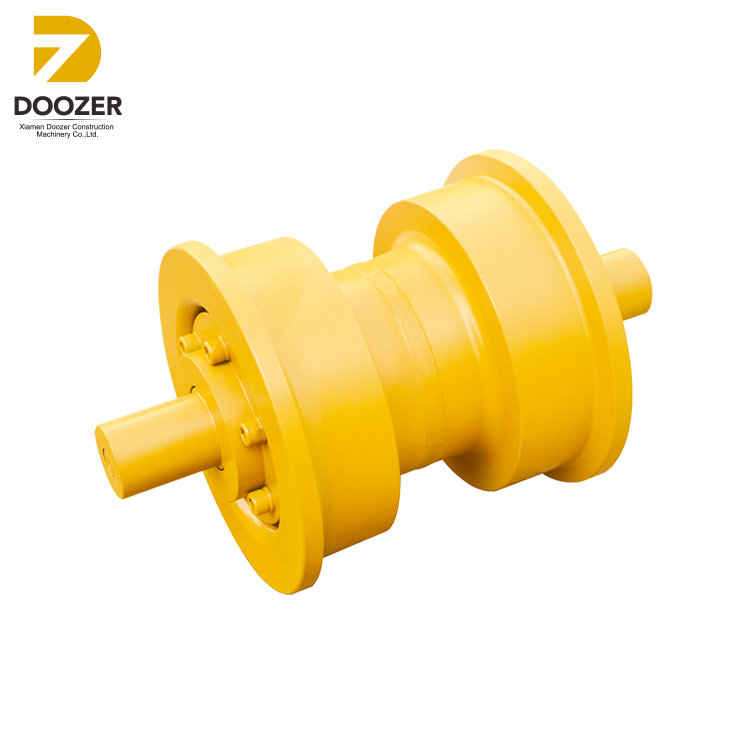 D8L-OEM Part NO.1969946/9W7827/7G7595/2Y8239 Smooth Parts Bulldozer Track Roller