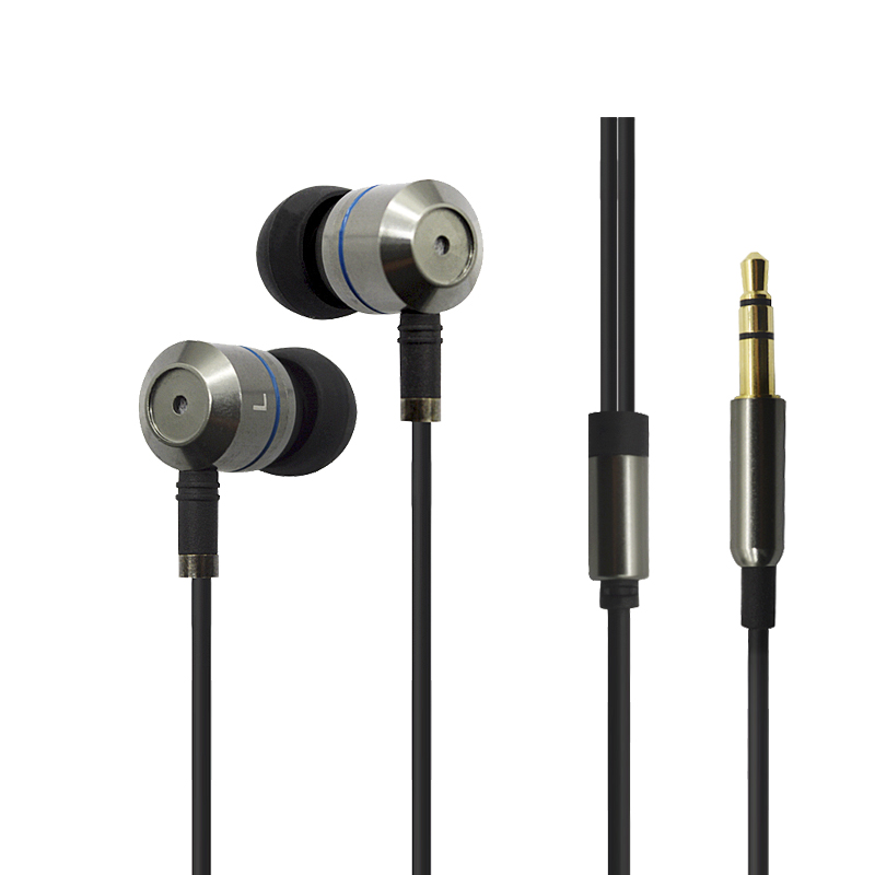 Lower Price, Factory Supply Wired Earphone with 3.5MM Jack In-Ear Earbud, Stereo Earpiece with Microphone