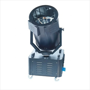 1 2 3 4 5 7KW High Power Outdoor Waterproof Super Beam Moving Head Search Light