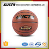 Hot sale PU leather material inflatable sport basketball ST1011 series