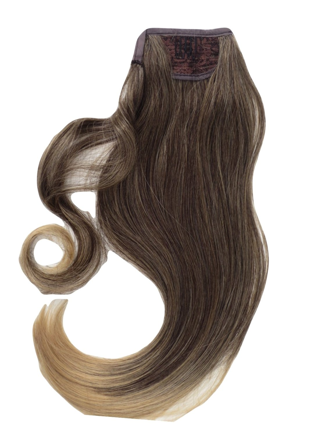 Buy Pony Tail Switch Hair Extension Wrap Around Tail Hides Grips